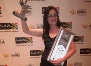 Sherewood Lodge takes the Lilizela Award